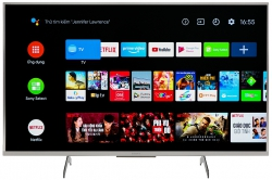Android Tivi Sony 4K 49 inch KD-49X8500H/SVN3