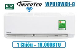 Máy lạnh Panasonic 2.0 HP CU/CS-WPU18WKH-8M Wifi Model 2020