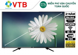 Smart Tivi Karaoke VTB Full HD 43inchs LV4387KS