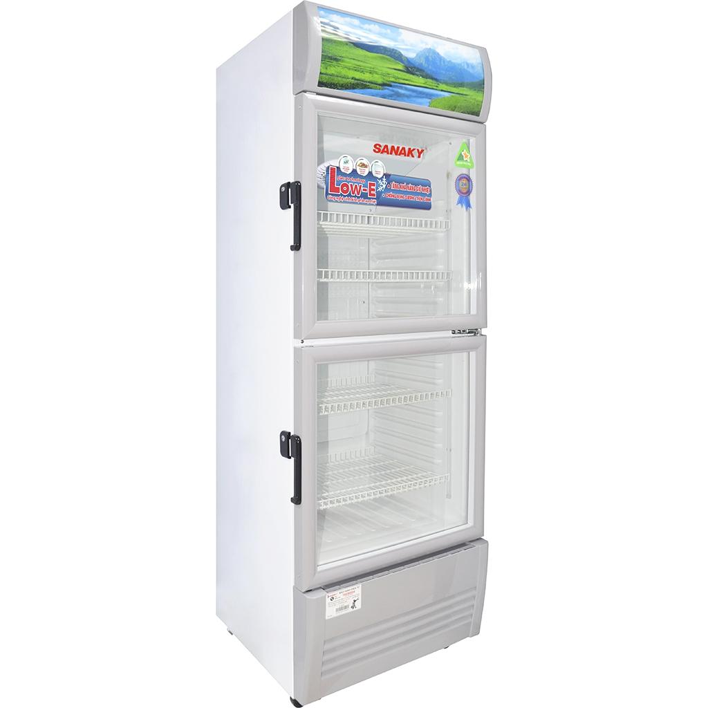 Tủ mát Sanaky 170 lít VH-218WL